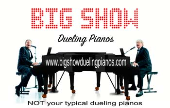 Dueling Pianos Songs - Top 50 Songs Every Dueling Piano
